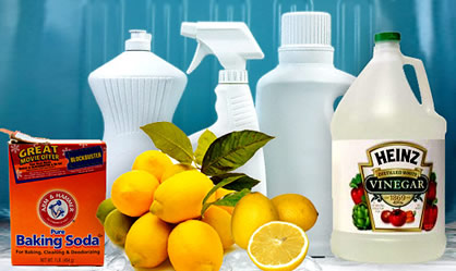 Detox Your Home: All Natural Cleaning Products