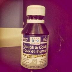Homeocan Children cold medicine