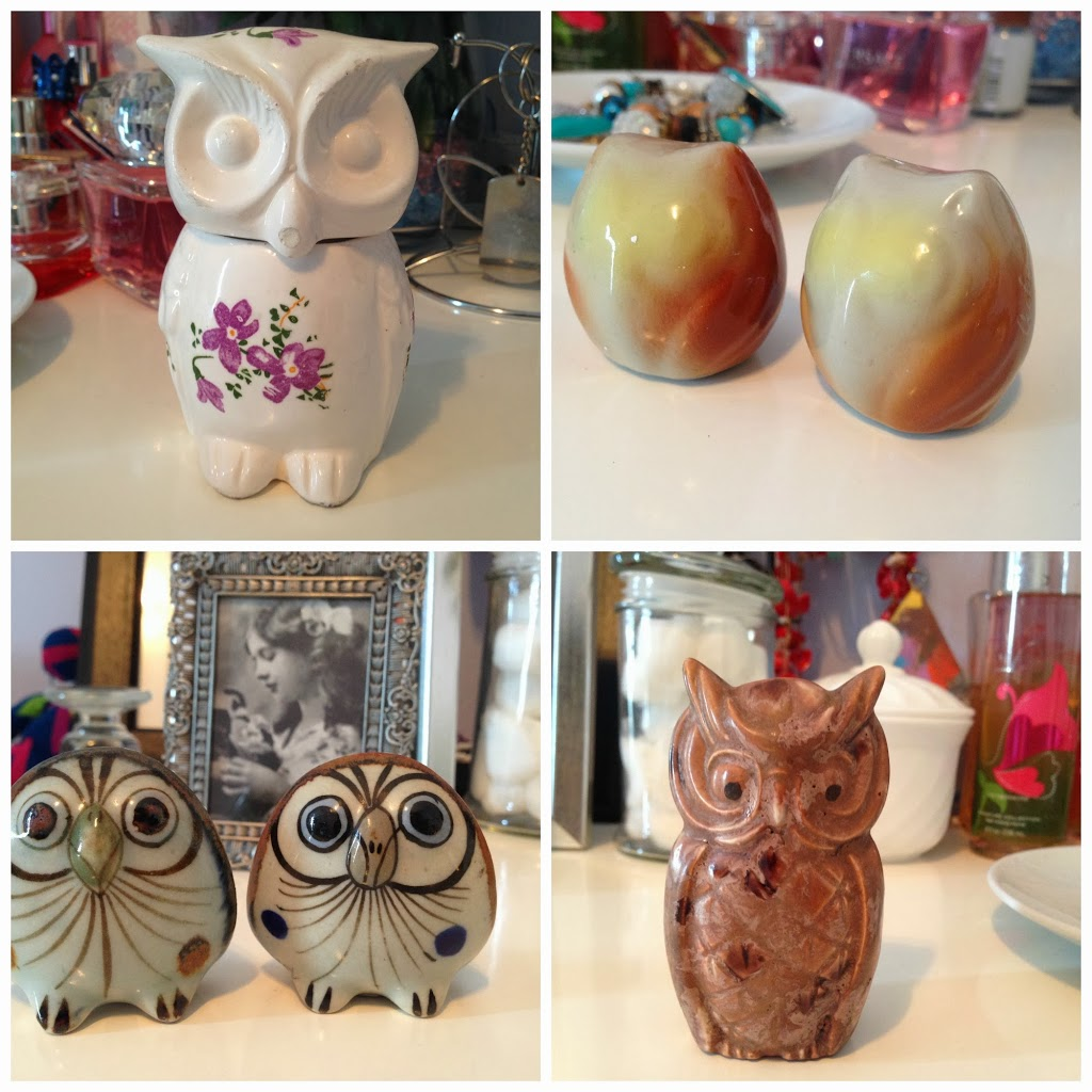 Owl always love you: My owl collections!