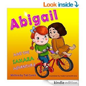 Abigail And The Sahara Adventure