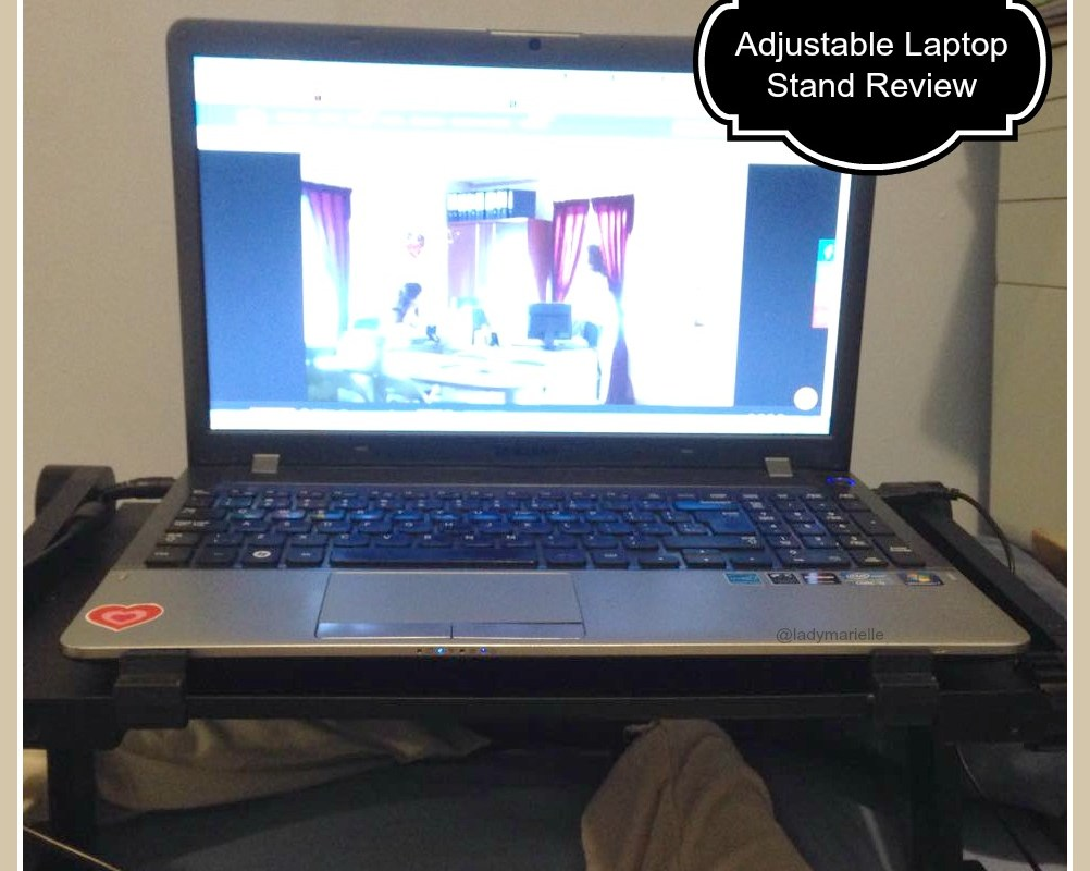 Adjustable Laptop Stand Review