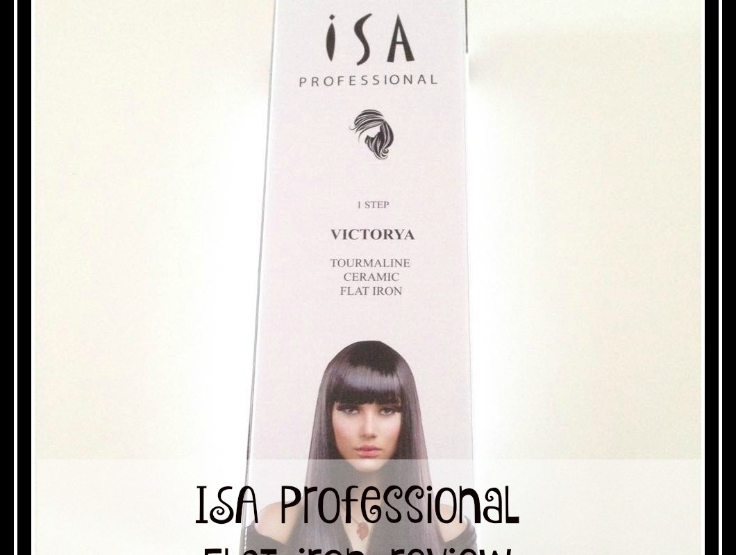 ISA Professional Flat Iron Review