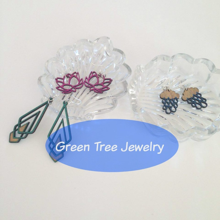 Eco friendly Fashion Review: Green Tree Jewelry