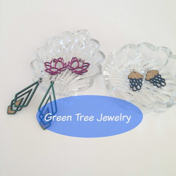 Eco friendly Fashion Review: Green Tree Jewelry