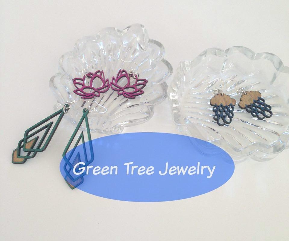 Ecofriendly Fashion Review Green Tree Jewelry