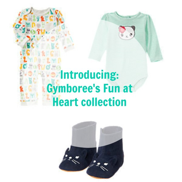 Gymboree's Fun At Heart Collection