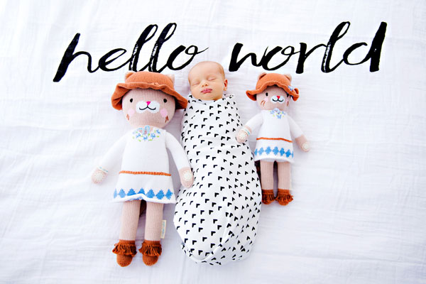 Cuddle + Kind: Knit Dolls For A Cause
