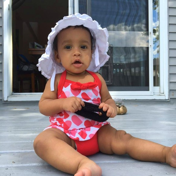 Summer Baby Fashion With Gymboree