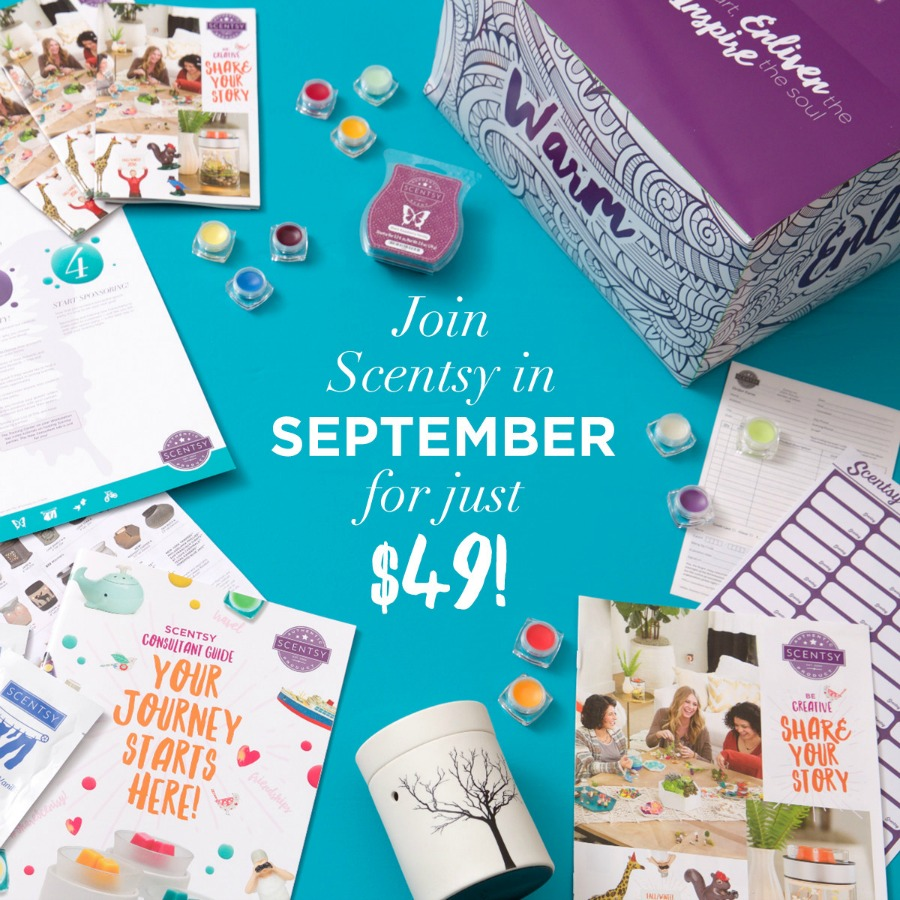 Join-Scentsy