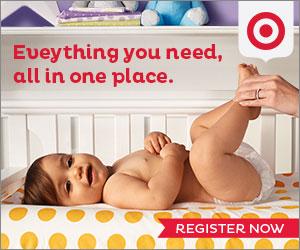 Create a Target Baby Registry