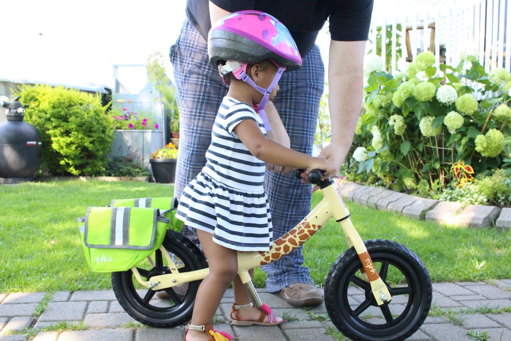 Fun Ways To Get Your Toddler Excited About Riding A Balance Bike