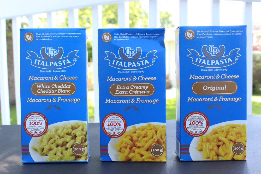 Extra Cheesy Mac & Cheese Made With Canadian Ingredients