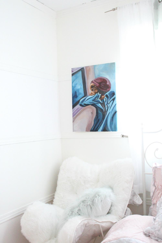 Super Affordable Guest Room Makeover