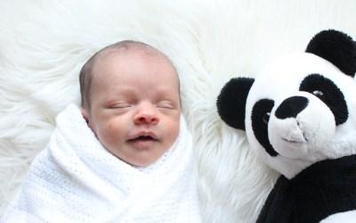 Grateful Sunday: Welcoming My First Nephew #ProudAuntie