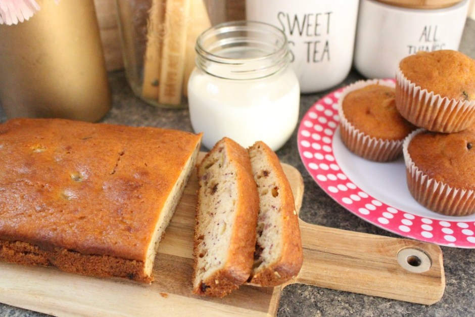 The Secret to the BEST Banana Bread Recipe Ever!