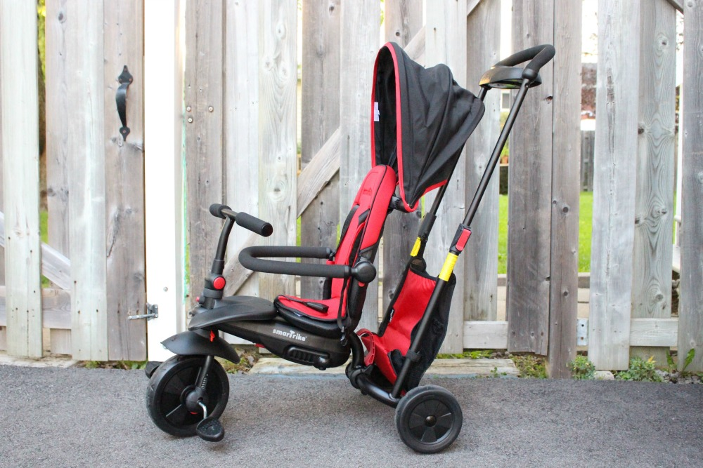 Toddler Approved Outdoor Activities & smarTfold™ trike Giveaway