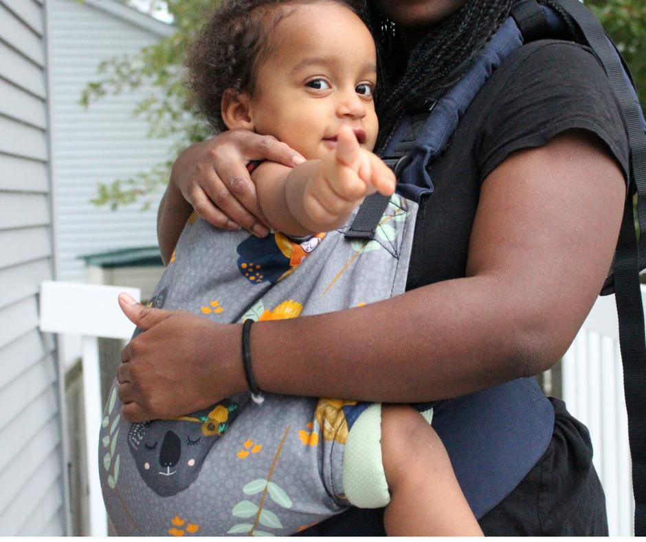 3 Reasons Why I Babywear My Toddler