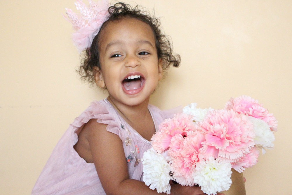 Grateful Sunday: Celebrating Jazzy's Second Birthday