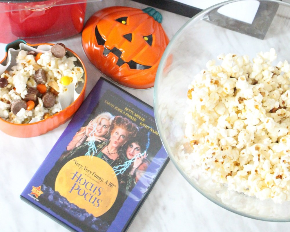 Cupcakes and Popcorn! Halloween Shenanigans With The Family