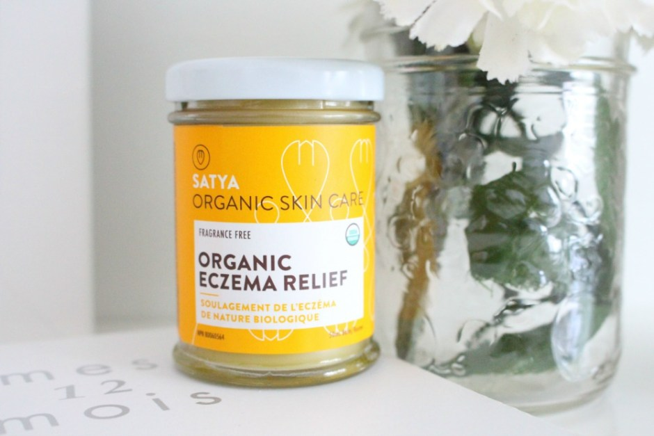 Finding Relief For My Eczema Flare-ups – Satya Organic
