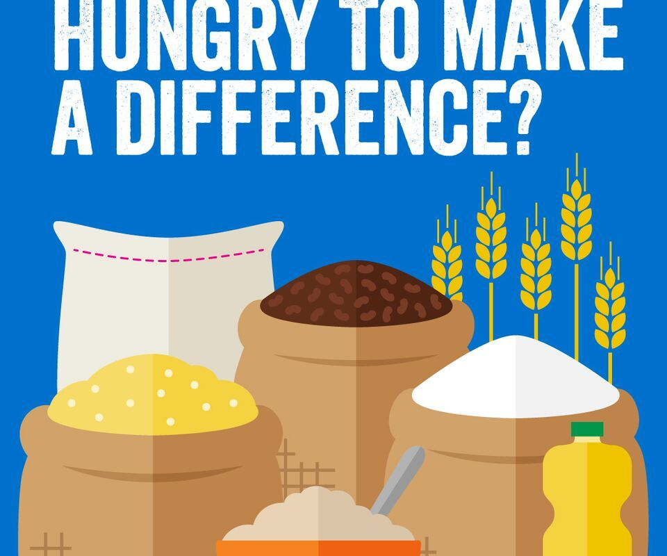 Give the Gift of Food And Make A Big Difference In Someone's Life