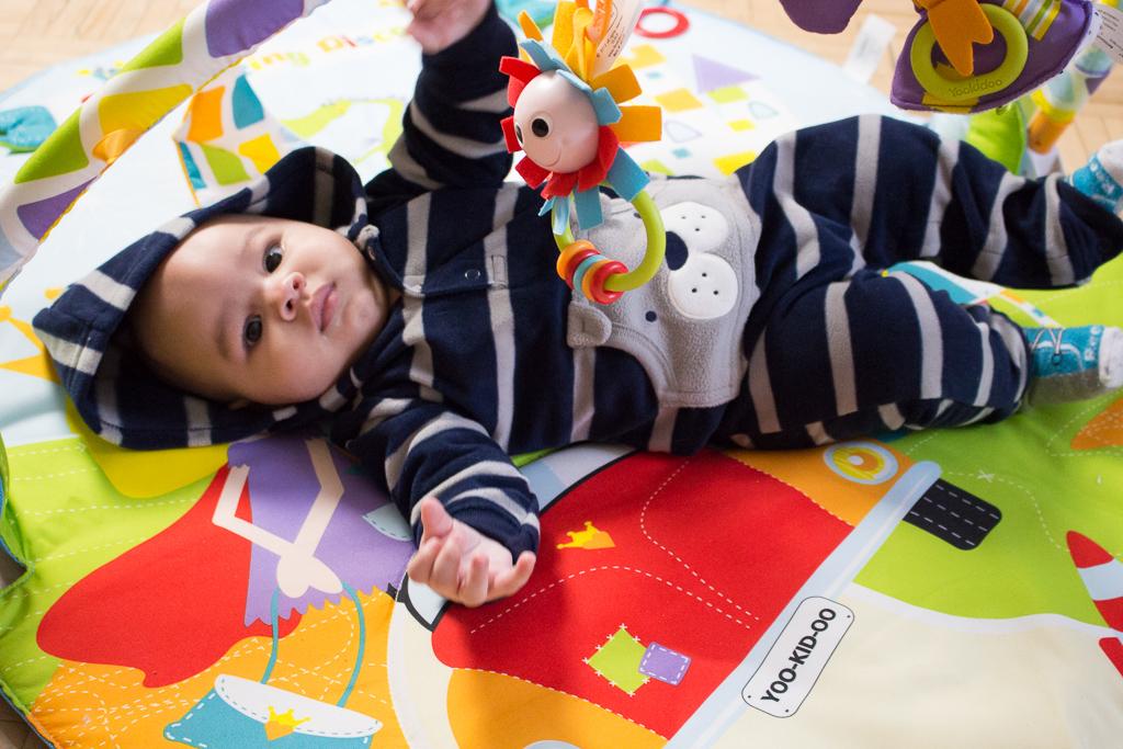 Playtime With Yookidoo Gymotion