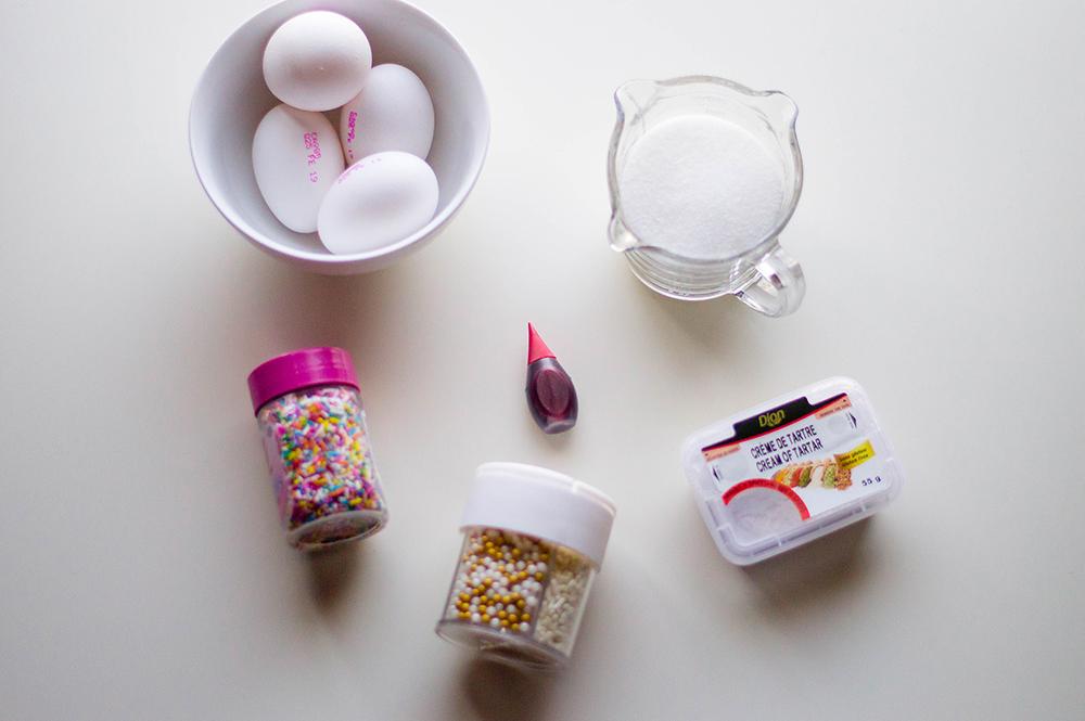 Magical Unicorn Poop | Meringue Cookies Recipe