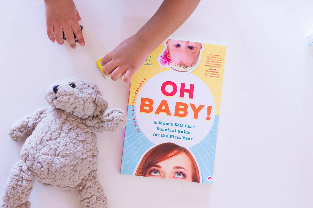 Oh Baby | Book Review, Interview + Giveaway!