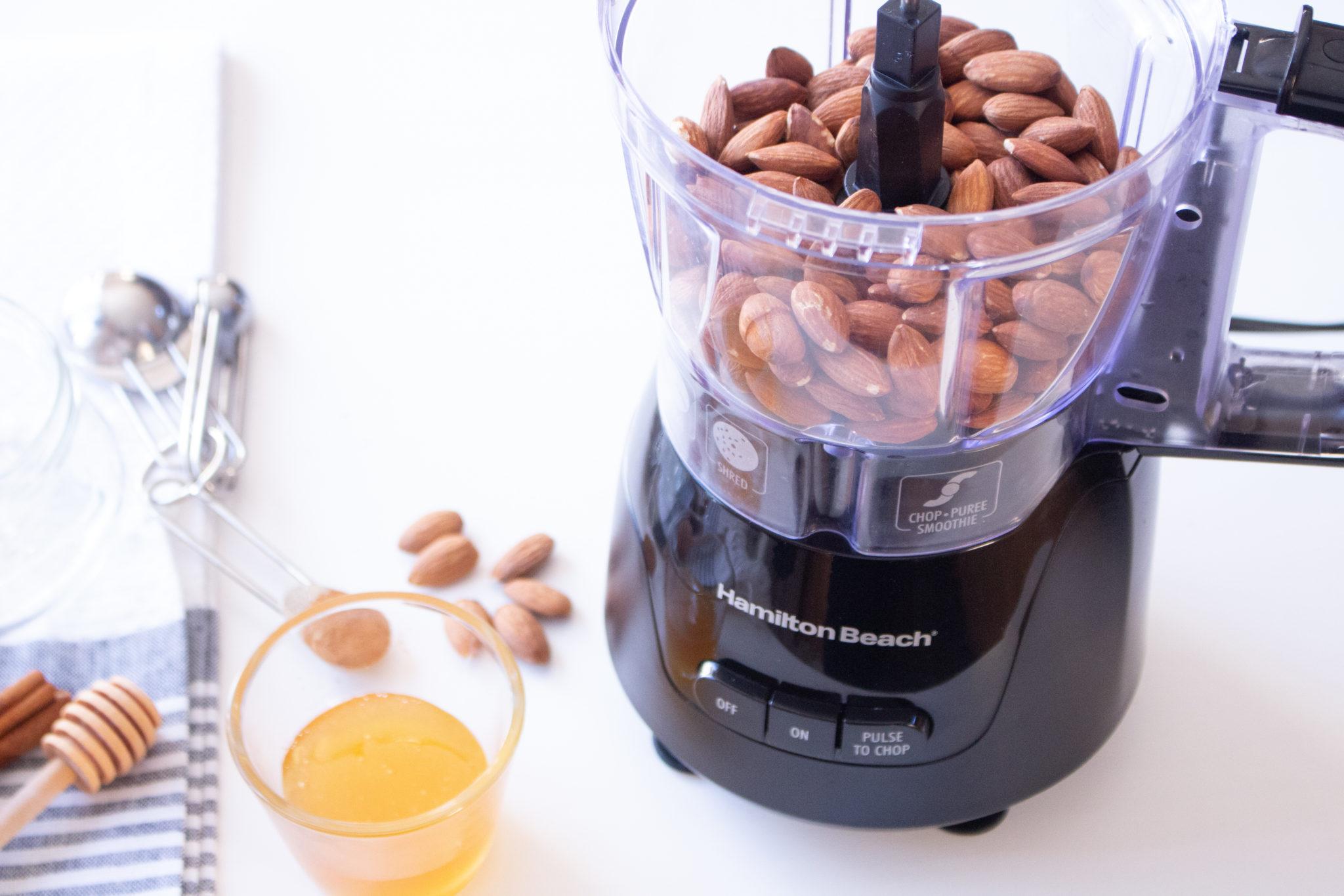 Homemade Sweet Almond Butter Recipe