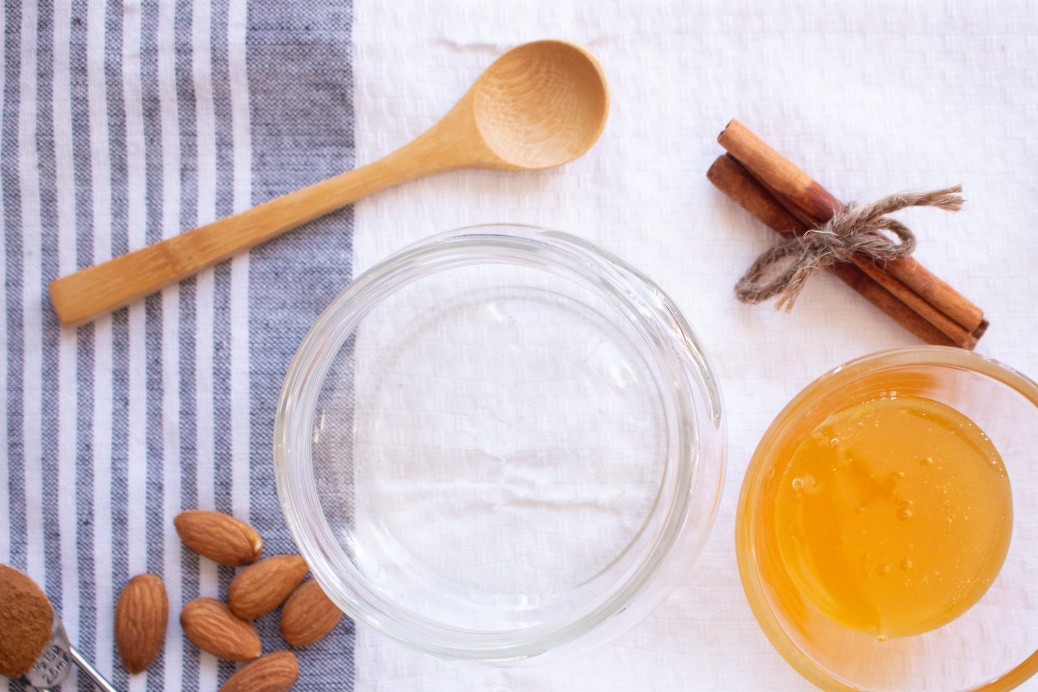 Homemade Sweet Almond Butter Recipe