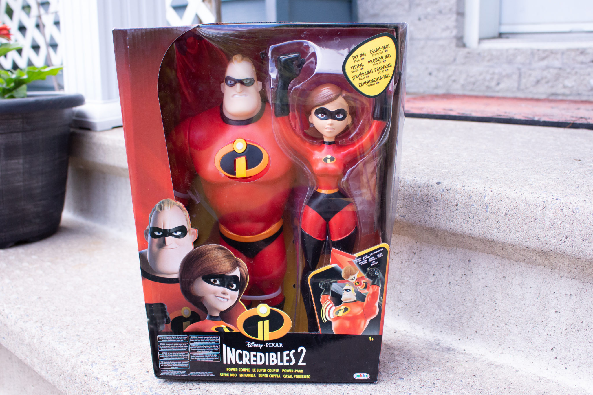 Celebrate The Incredibles 2 With New Releases From Jakks Pacific