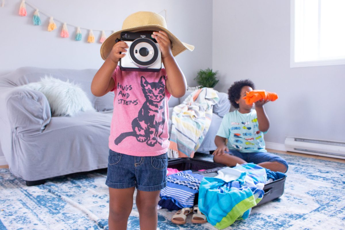 Family Travel | Tips for Traveling With Kids This Summer