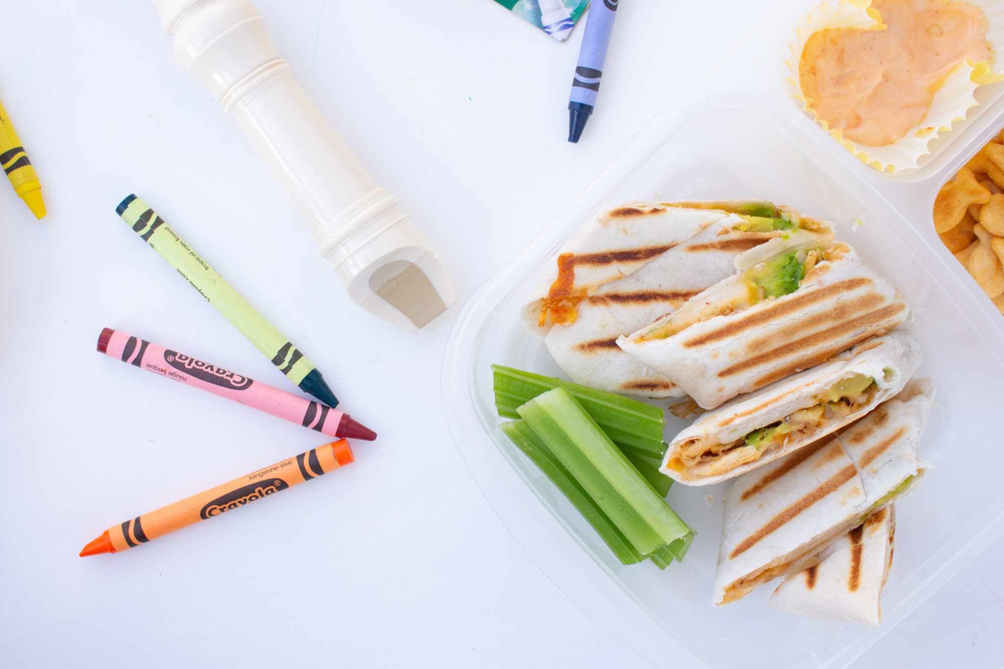 Super Simple Back To School Lunch Idea Using A Panini Maker