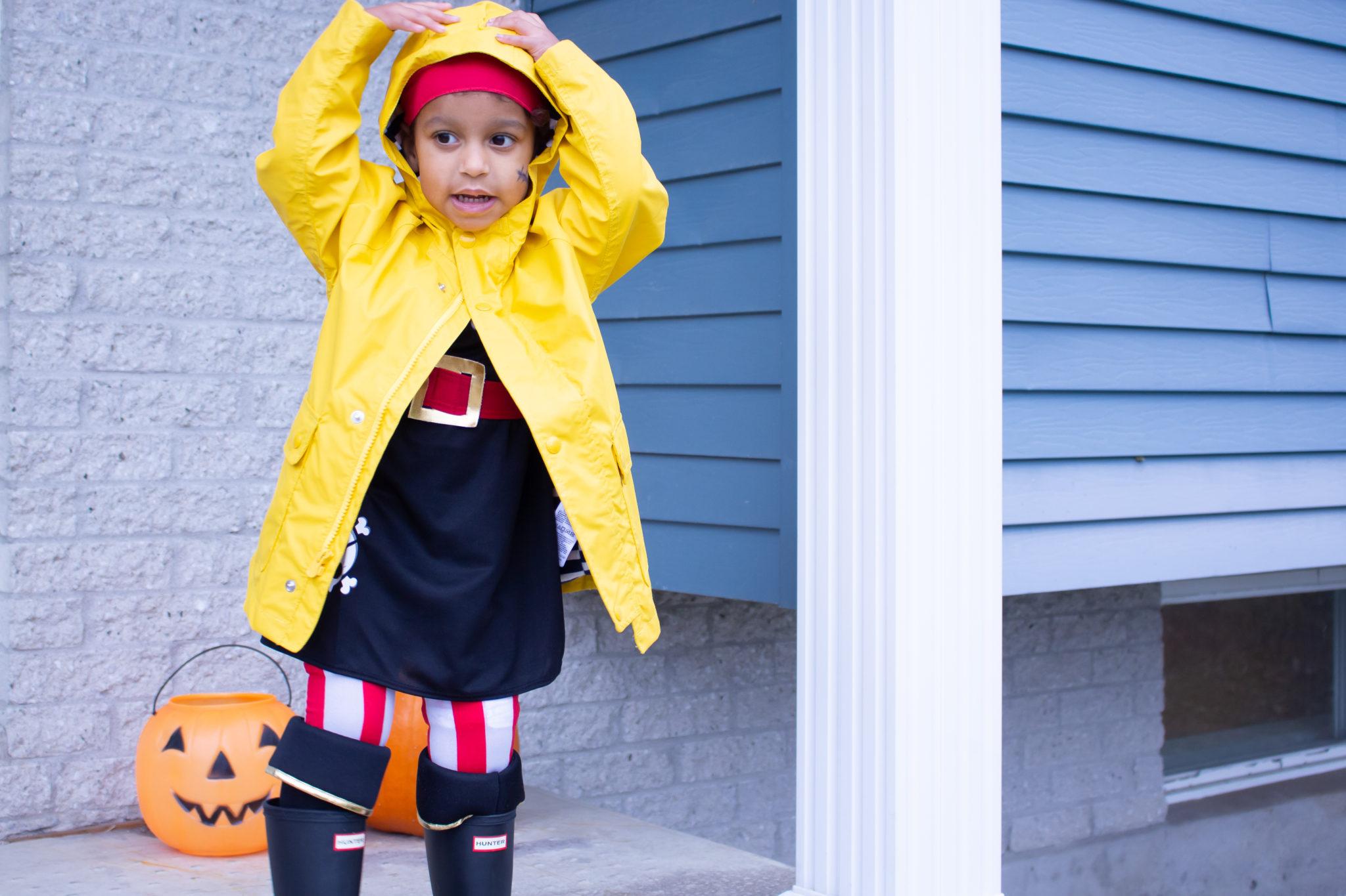 Trick-or-treat | Mandatory Halloween Post