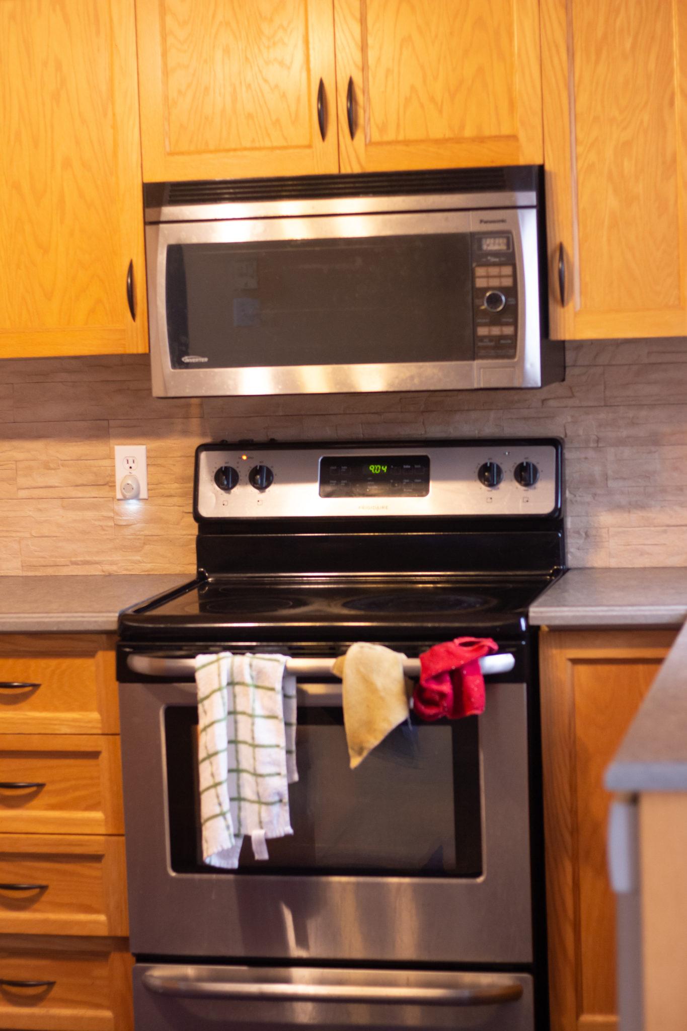 Grateful Sunday: Kitchen Renovations Woes