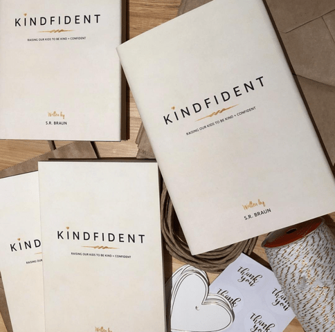 KINDFIDENT: Raising Our Kids To Be Kind + Confident | A Book Review