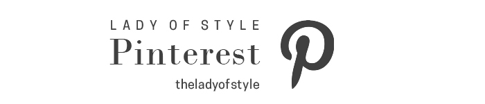 Pinterest Lady of Style