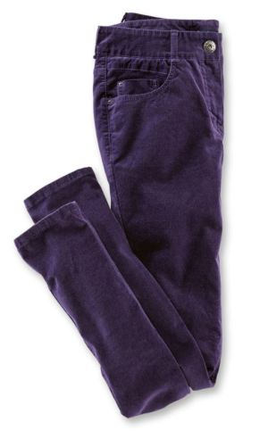 Samthose in Purple