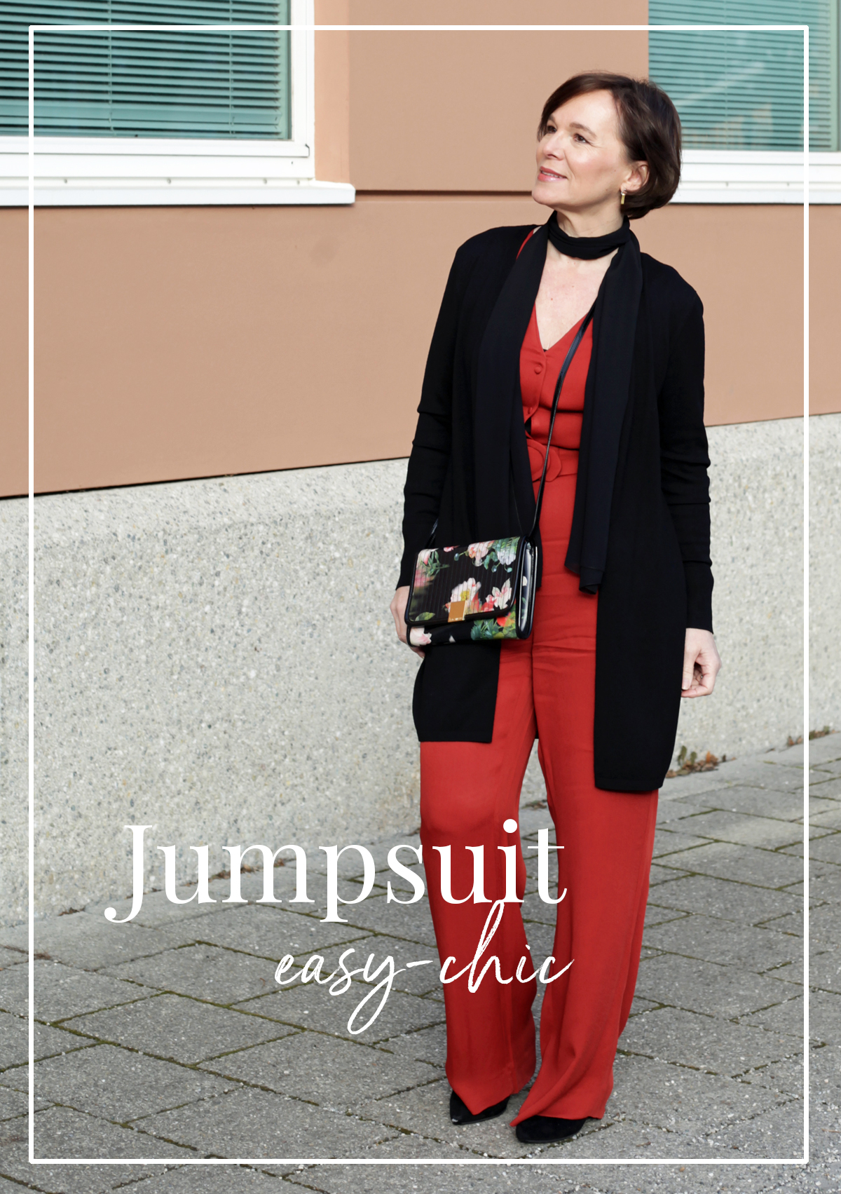 LadyofStyle Jumpsuit Overall 50plus Blogger