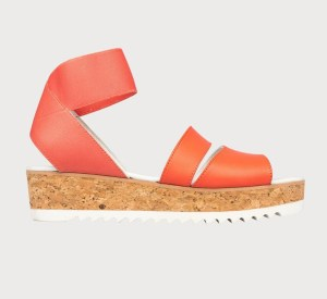 Sally – Coral Leather