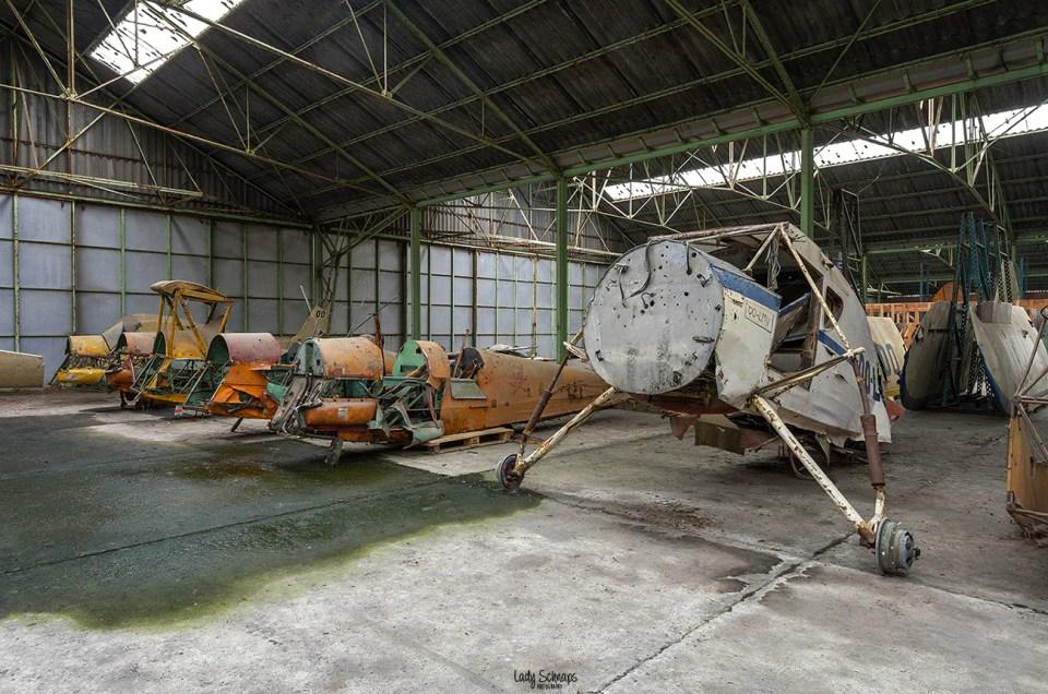 Hangar Aux Avions (BE)