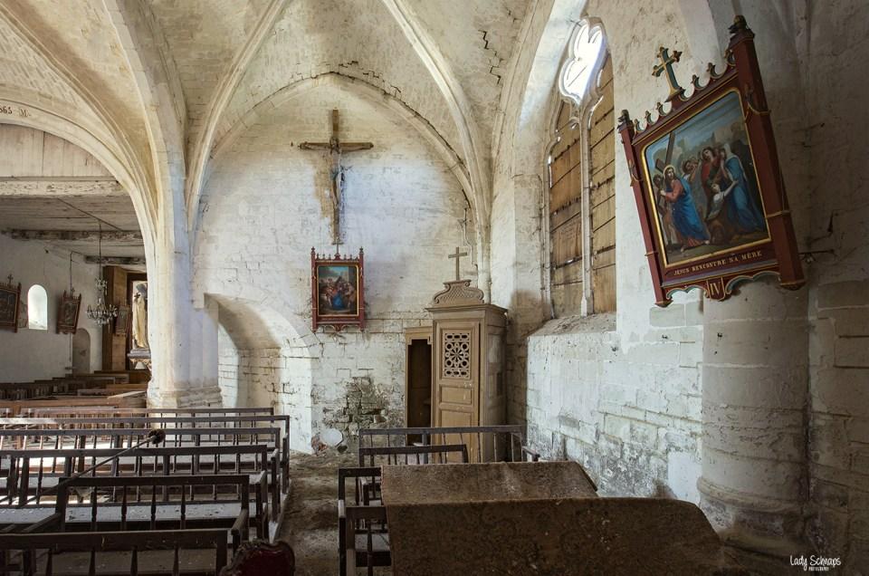 Chapelle Velours (FR)