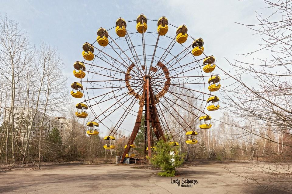 Pripyat Amusement Park (UA)