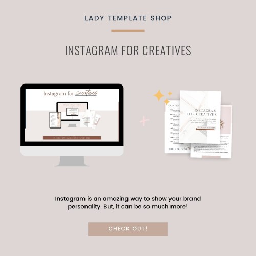 Instagram for Creatives