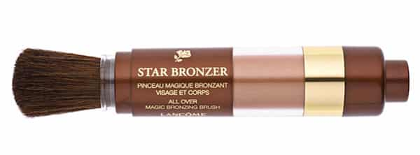 Lancome Star Bronzer Magic Brongingブラシ
