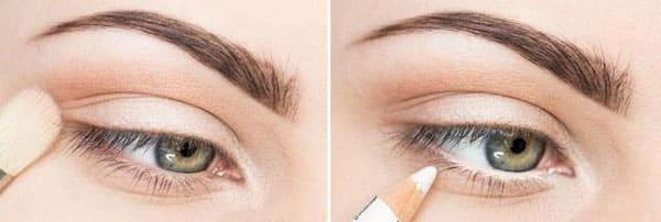 Menjimatkan mata dengan pensil cahaya