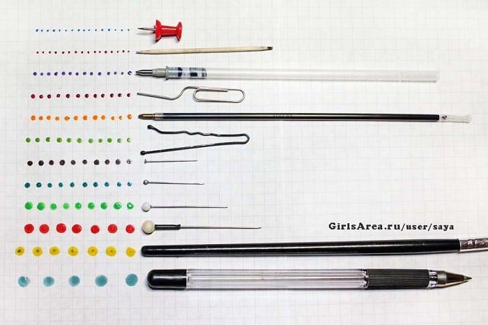 Home reprodukciók a professzionális eszközök festéshez