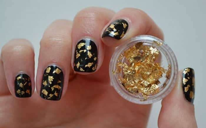 Feuille pour ongles
