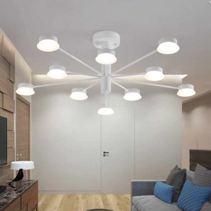 cafe showcase led art deco ceiling lights for dining room home office led satellite commercial lighting restaurant porch lights