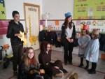 representación teatral